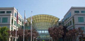 Apple Cupertino headquarters