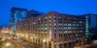 Twitter building