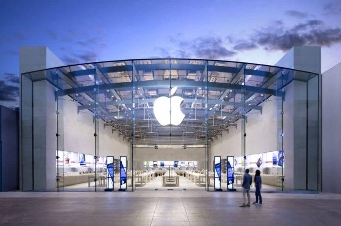 Apple Santa Monica Store