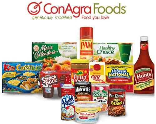 Jana Partners Acquires Stake In ConAgra