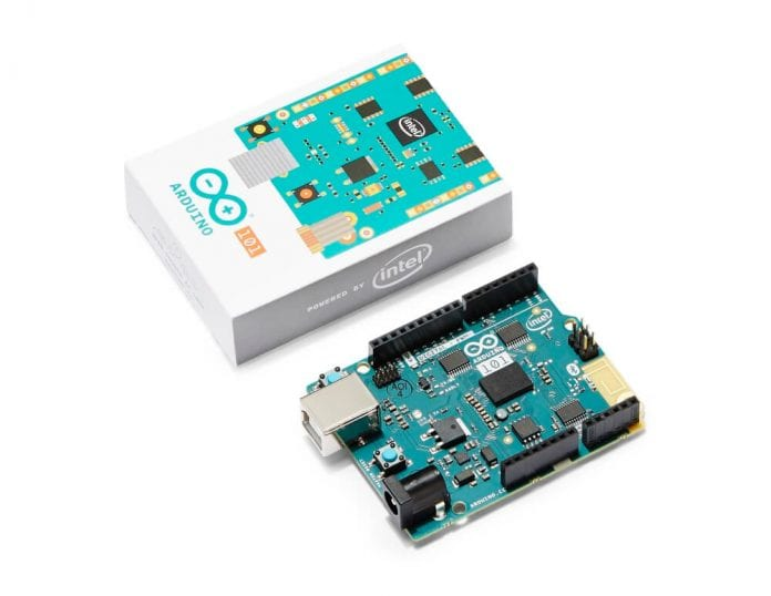 Intel corporation nasdaq intc arduino unveil