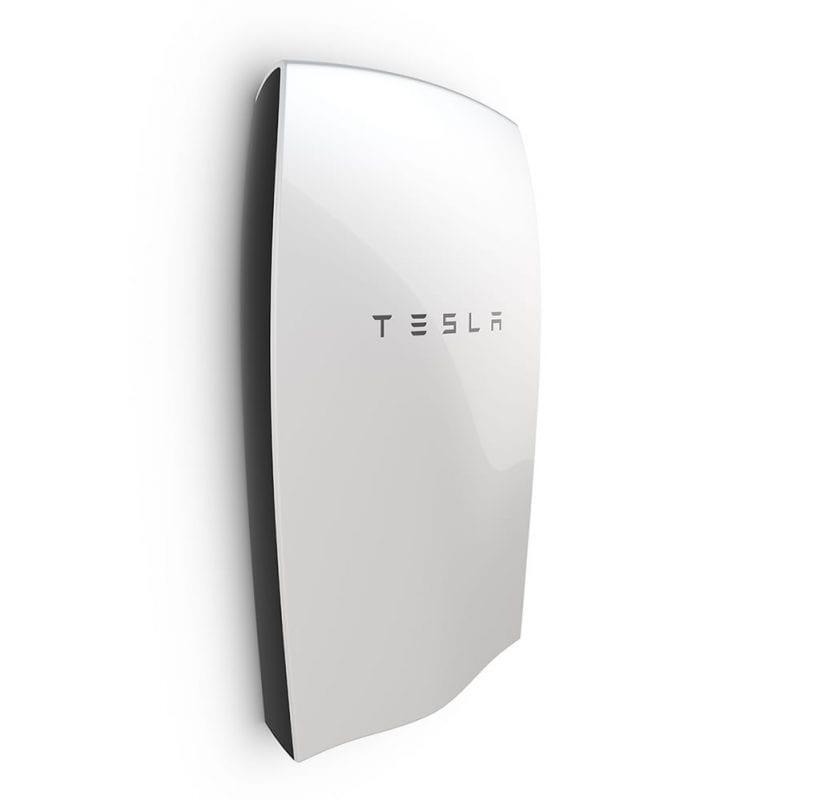 tesla powerwall battery