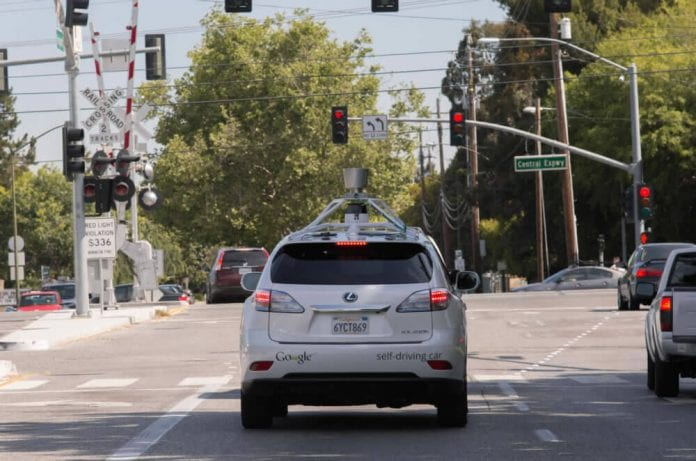 Google Self-driving Cars Learning How to Honk