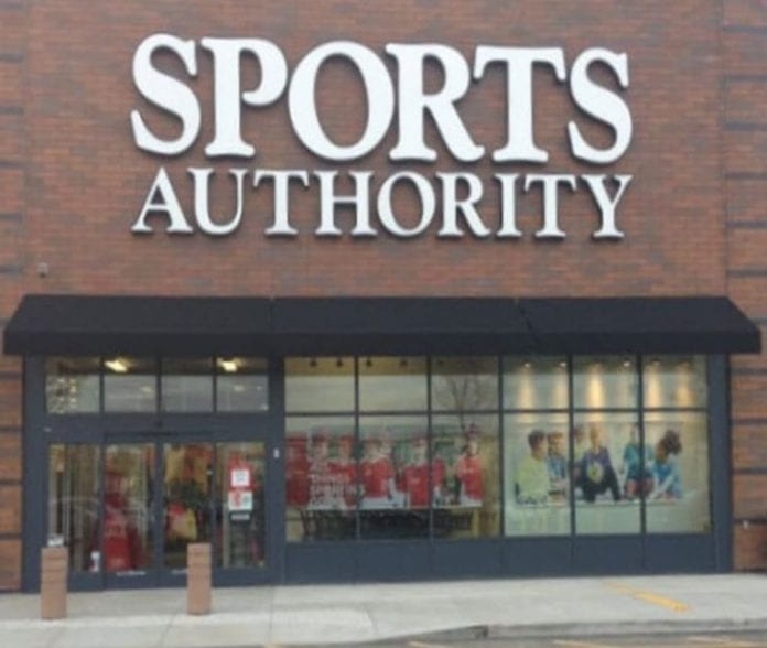 Sports authority online shopping
