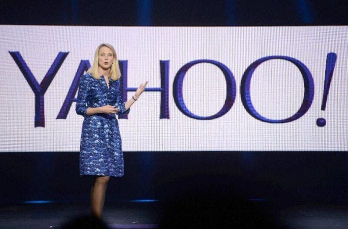 Yahoo chief's $55m severance package revealed