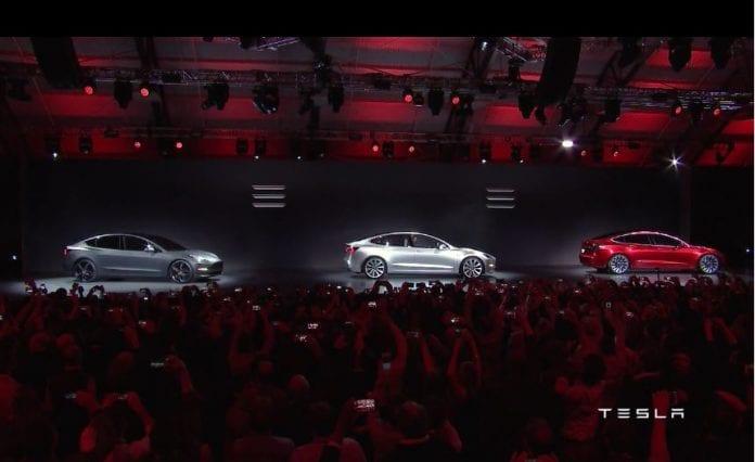 Tesla Motors Tsla Shares Soar On Strong Pre Orders For Model
