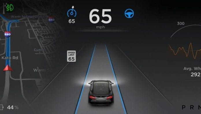 Tesla Autopilot System