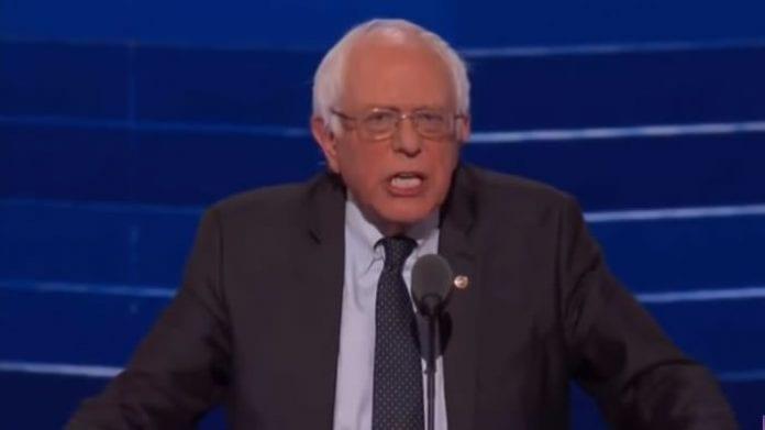 Bernie Sanders DNC Speech