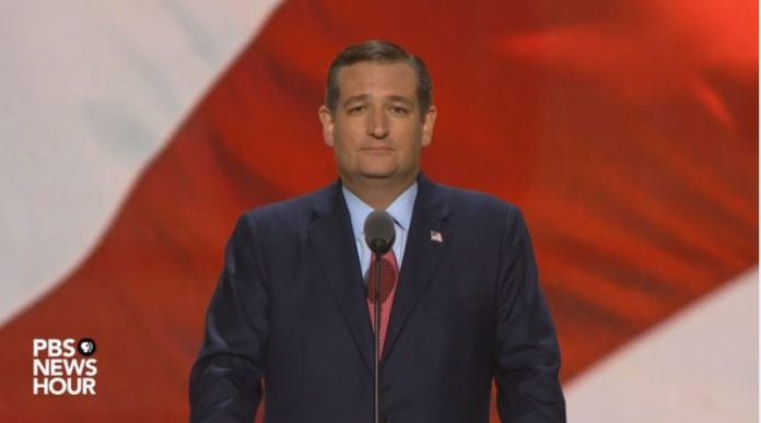 Sen. Ted Cruz Refuses to Endorse Donald Trump at RNC ...