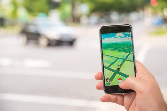 Pokemon Go App Images