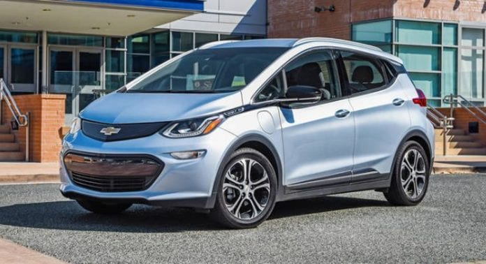 The Chevy Bolt Will Start at $29995 After Uncle Sam's Tax Credit