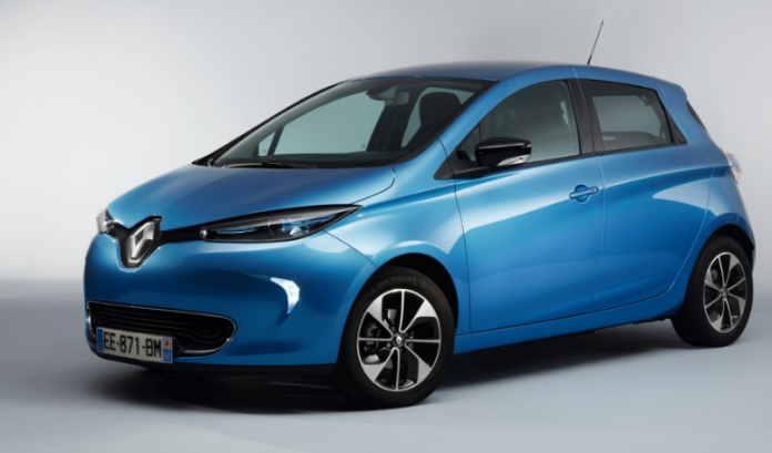 2017 renault zoe bigger battery double the range opptrends news reviews and rumors 2017. Black Bedroom Furniture Sets. Home Design Ideas
