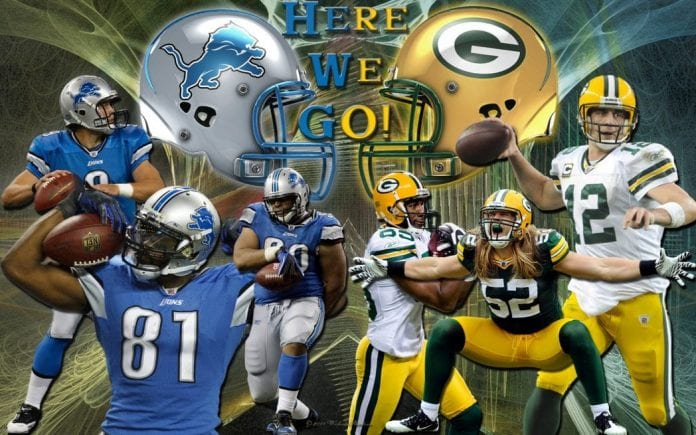 lions vs packers - photo #20