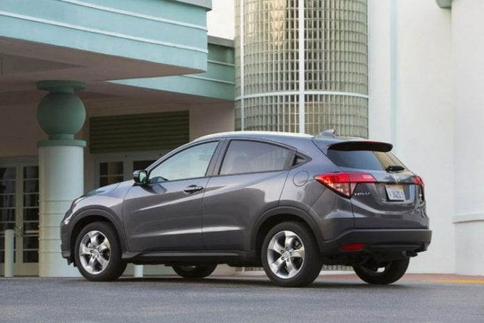 Innovative 2017 Honda HRV  Prices And A New Color  Opptrends