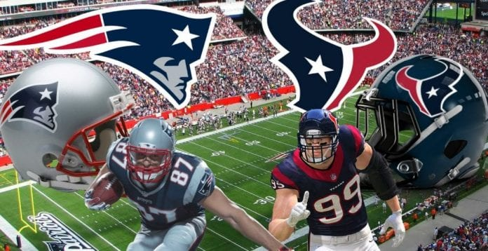 Houston Texans vs. New England Patriots - Week 3 Picks And ...