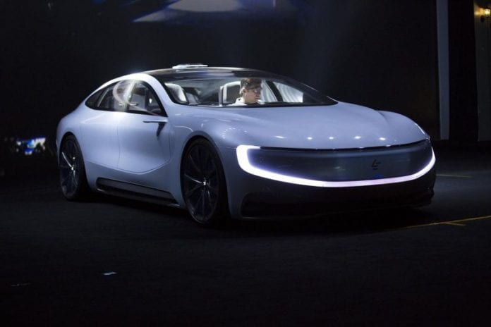 Tesla Competitor From China LeEco Raised $1 Billion For Its EV