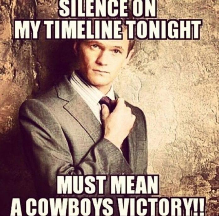 Cowboys Vs Redskins Memes