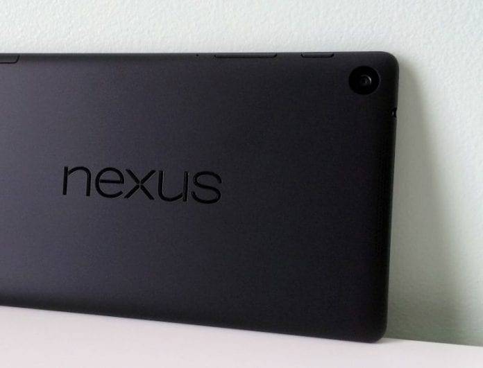 Nexus 7 Comes to Denmark in October