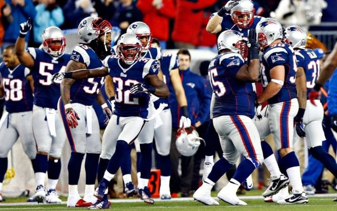 AP Power Rankings: This time it's Pats, Denver tied at No. 1