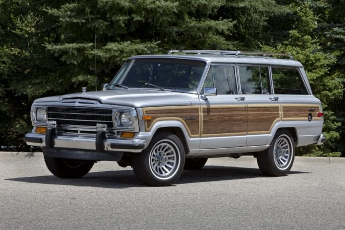 2018 Jeep Grand Wagoneer >> 2018 Jeep Grand Wagoneer News And Updates Opptrends 2019