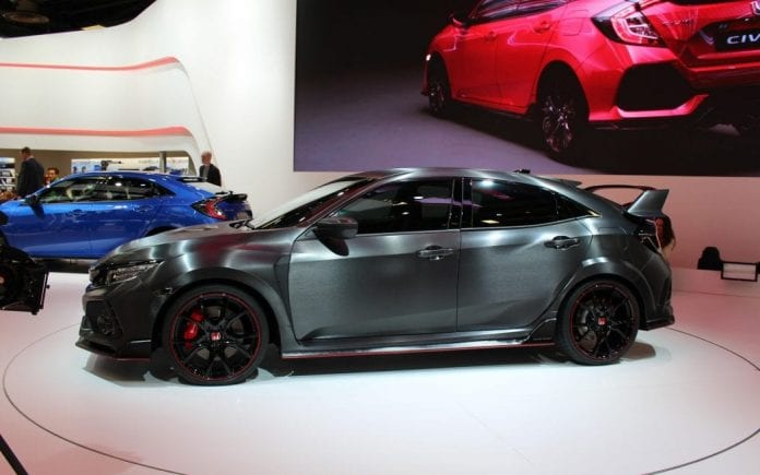 2017 honda civic type r similar to subaru wrx opptrends news reviews and rumors 2017. Black Bedroom Furniture Sets. Home Design Ideas