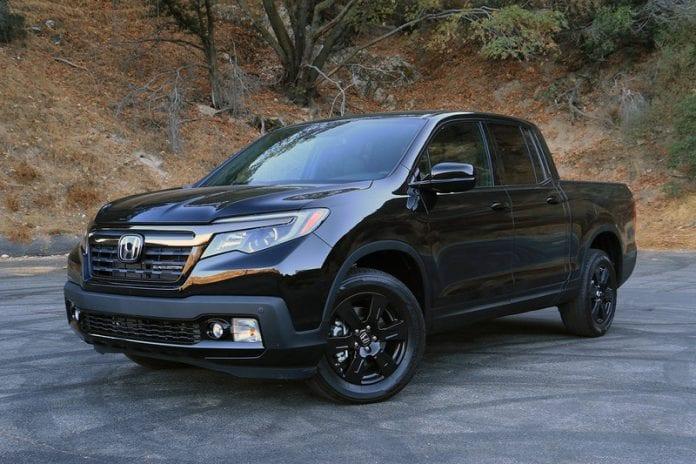 Image Result For Honda Ridgeline Black