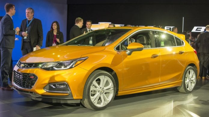 2018 Chevrolet Cruze Hatchback – News and Updates | Opptrends