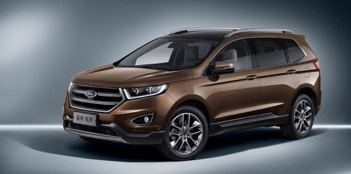 2018 ford edge arrives in australia opptrends news reviews and. Cars Review. Best American Auto & Cars Review