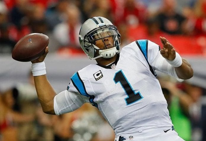 Panthers won't limit Cam Newton in read-option because of concussion