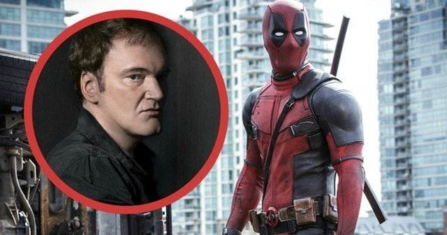 There's a petition for Quentin Tarantino to direct the Deadpool sequel