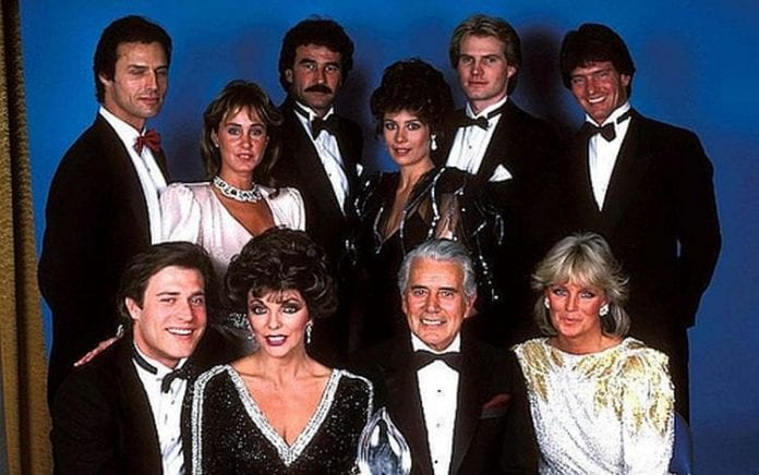 dynasty will a popular tv series from 1980s start to air again