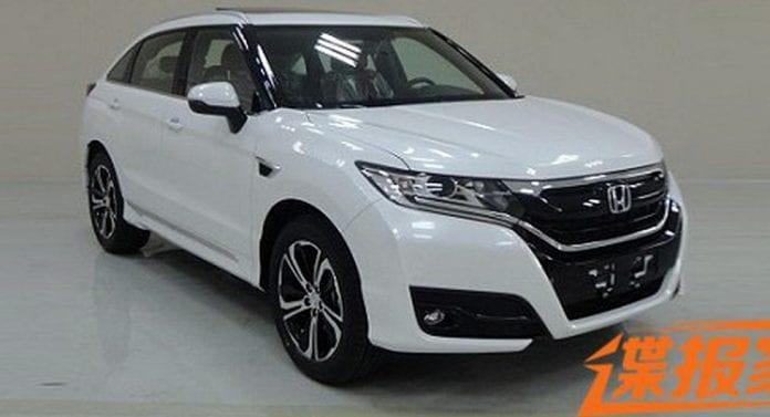 Honda UR-V SUV Will Only Hit The Chinese Market ...