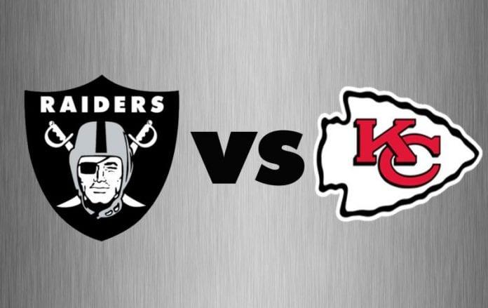 Kansas City Chiefs Vs Oakland Raiders Week 6 Picks And