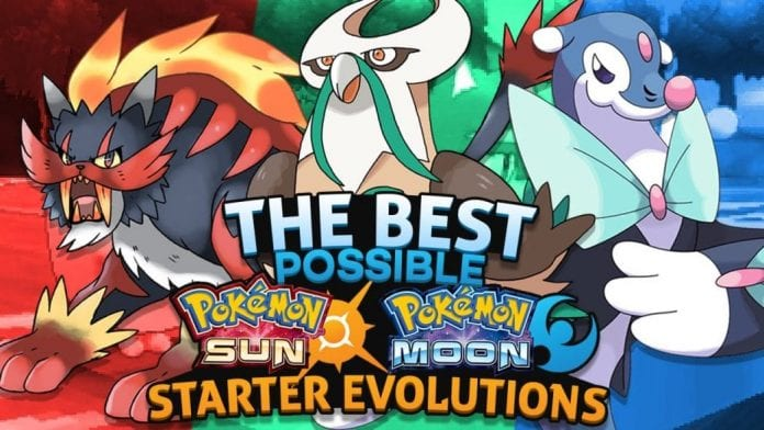 Pokemon Sun And Moon Starter Evolution To Be Unveiled