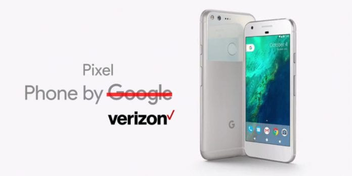Verizon assures of no interference with Google's new Pixel devices 1