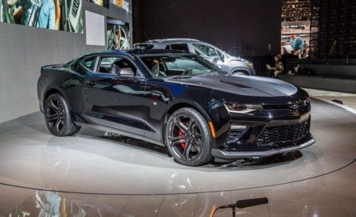 2017 Chevrolet Camaro Three Models Tested