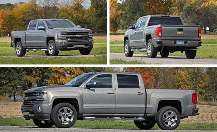 2015 Chevrolet Silverado 1500 Double Cab >> 2017 Chevrolet Silverado 1500 - Everything About The New Truck