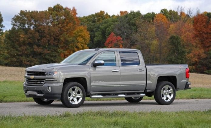 2017 Chevrolet Silverado 1500 Everything About The New Truck