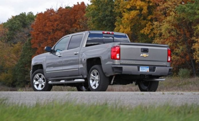2017 Chevrolet Silverado 1500 - Everything About The New Truck