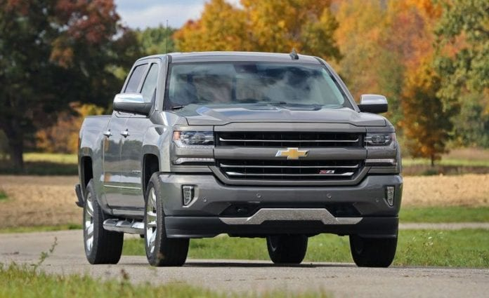2017 chevrolet silverado 1500 everything about the new truck. Black Bedroom Furniture Sets. Home Design Ideas