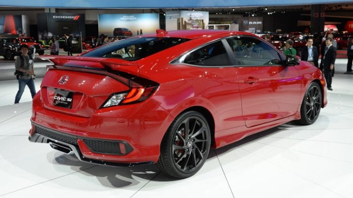 2016 honda civic si - photo #33