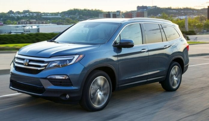 2017 honda pilot will be improved honda pilot news and. Black Bedroom Furniture Sets. Home Design Ideas