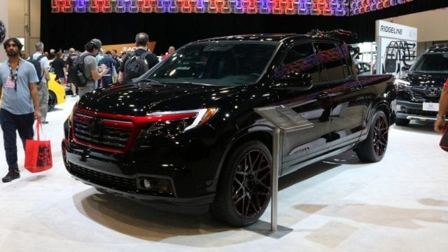 Honda and aftermarket parts for Civic and Ridgeline debuted at SEMA | Opptrends - News, Reviews ...