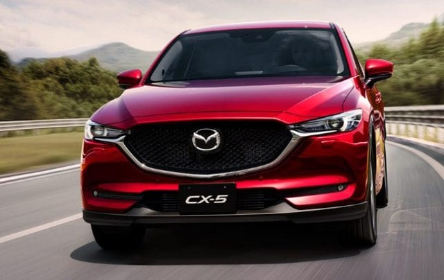 2017 Mazda Cx 5 Colors >> 2017 Mazda Cx 5 And A Few Things To Know About It