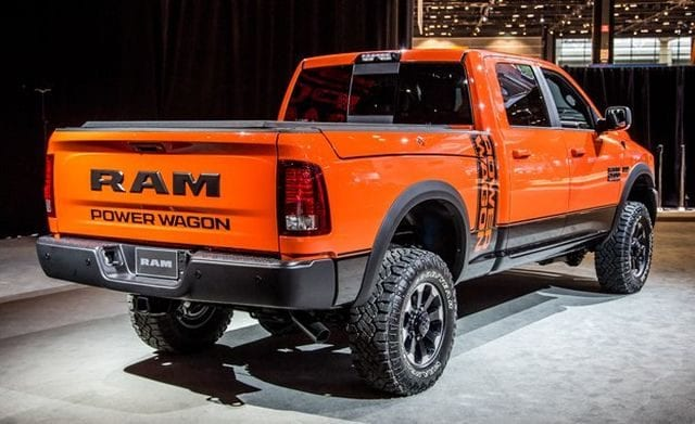 2017 ram power wagon price revealed opptrends news. Black Bedroom Furniture Sets. Home Design Ideas