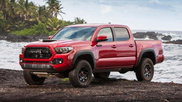 2017 toyota tacoma trd pro is a terrific off roader. Black Bedroom Furniture Sets. Home Design Ideas