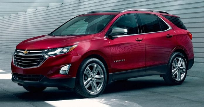 2018 Chevrolet Equinox Will Receive Some Significant Upgrades ...