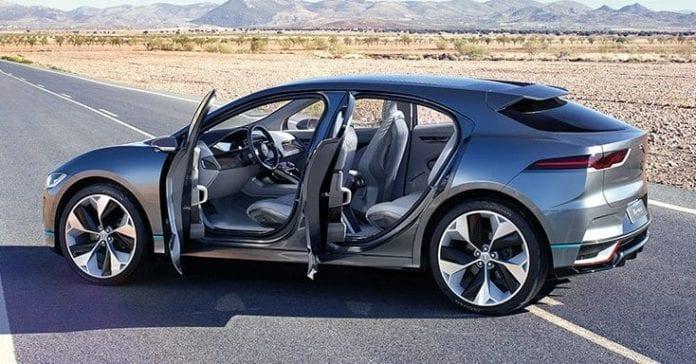 2018 Jaguar I Pace Luxury Electric Suv To Challenge Tesla S Model X