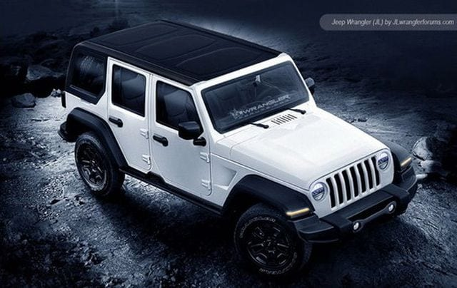 2018 Jeep Wrangler - What We Know So Far