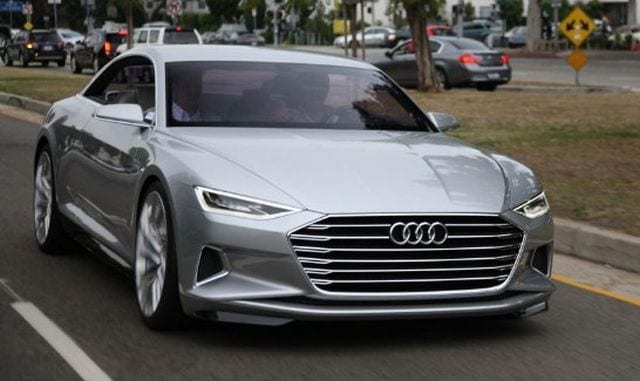Audi A9 Coupe - What We Know Based On The Prologue Concept